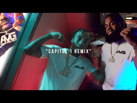 """DOWNLOAD: AMG Tone X AMG Redd – """"Capital 1 Remix"""" (Official Music Video) 