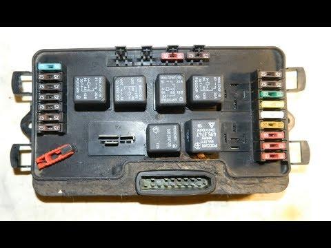 ВАЗ 2108, 2109 99 проблемы с электрикой   Ревизия блока предохранителей