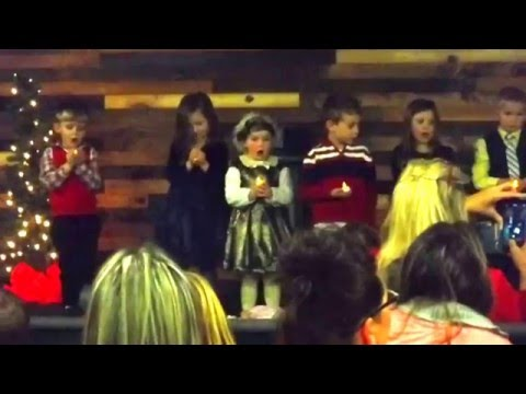 Wasatch Christian Early Learning Center Christmas Program {copy}