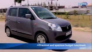 Maruti Suzuki Wagon R VXI video review by Cartoq.com