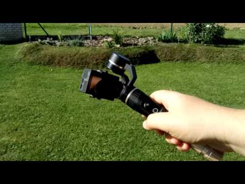 Stabilizátor akčních kamer Niceboy GYRO