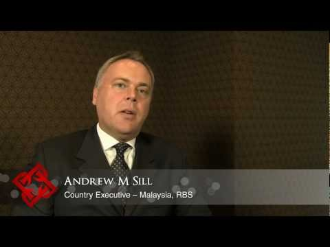 Executive Focus: Andrew M Sill, Country Executive - Malaysia, RBS