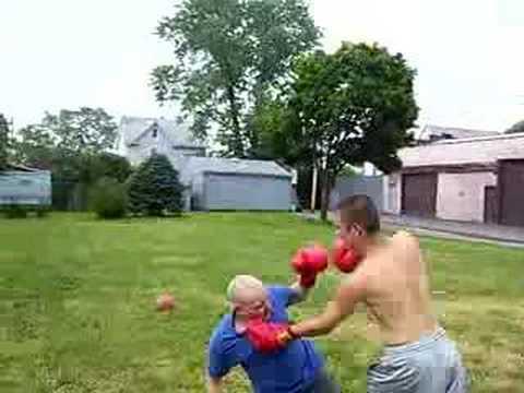 Tenth ward boxing