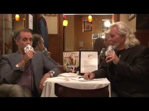 Tommy Maher Interviews Ron Sturm, owner.The Iridium NYC -Walter Trout Benefit -Madhouse TV- 6-10-14