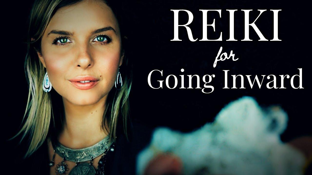 ASMR Reiki for Going Inward/Beginning Your Spiritual Journey/Soft Spoken Session with a Reiki Master
