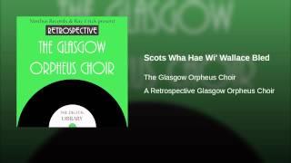 Scots Wha Hae Wi