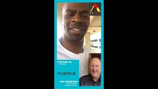 Ray Johnston & Michael Jr. / Friday + Facetime + Funny