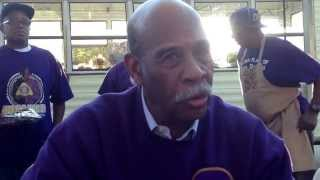 A conversation with Bro. Byron Legardy, the founder of Tau Theta Chapter of Omega Psi Phi Fraternity