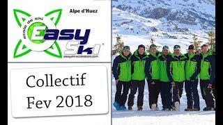 Ecole de ski Alpe d'Huez Easyski 10 personnes maximum en collectif 1718