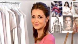 Видеоурок: бант из волос