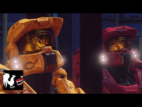 Season 15, Episode 16 - Grif Does a Rescue | Red vs. Blue