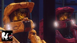 Red vs. Blue Season 15, Episode 16 - Grif Does a Rescue
