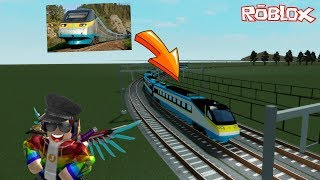 🚄🚃 i BOUGHT my own PENDOLINO in ROBLOX?! 🚉😂/ROBLOX/Terminal Railways/jurasek05/CZ