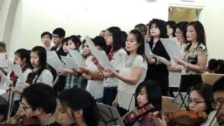 Xin Dâng Lên Cha - Ca Đoàn Thánh Tâm 20120512
