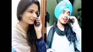 DUBSMASH MUSICALLY VIDEOS||PUNJABI||HINDI||NEERU BAJWA||DEEPIKA PADUKONE-SAPAN DHIMAN