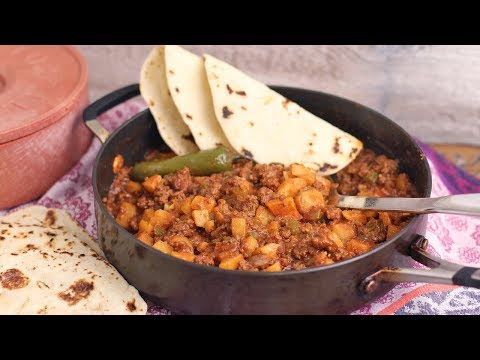 Mexican Inspired Picadillo