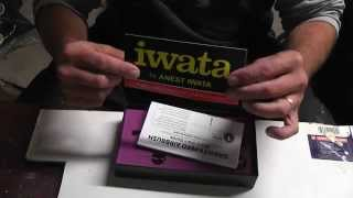 iwata hp ch review