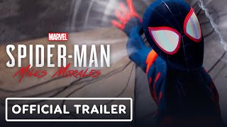 Marvel's Spider-Man: Miles Morales – Into the Spider-Verse Suit Trailer