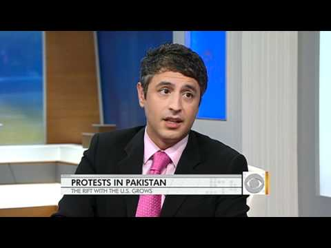 Middle East expert: U.S. can't trust Pakistan