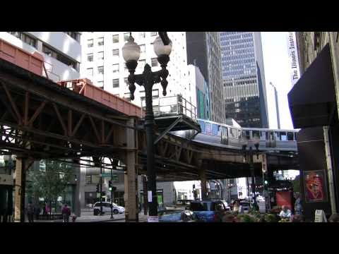 Riding The Chicago Loop