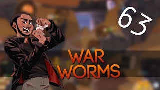 [63] War Worms (Worms Clan Wars w/ GaLm and the Derp Crew)
