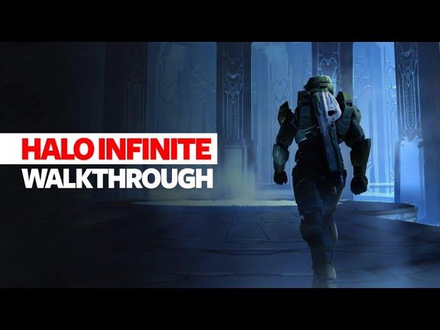 Halo Infinite Walkthrough Part 1 - Halo Infinite Gameplay 'Demo' (XBOX July Event)