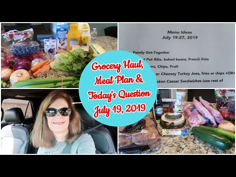 grocery-haul,-meal-plan-+-today's-question---july-19,-2019-|-cooking-for-two