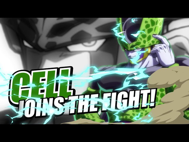 DRAGON BALL FighterZ - Cell Character Trailer   X1, PS4, PC