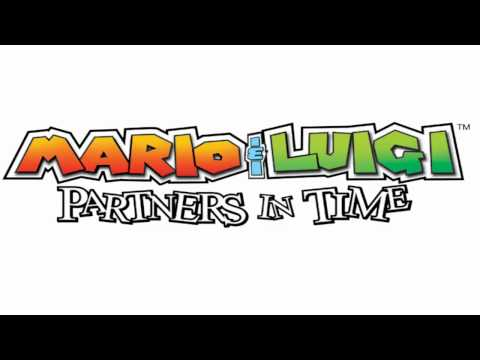 Mario and Luigi: Partners in Time Soundtrack - Near Holli