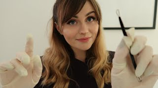 [ASMR] Dermatologist Skin Care Consultation & Extraction - P...