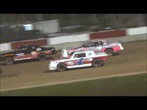 Street Stock Feature Luxemburg Speedway 5/19/18