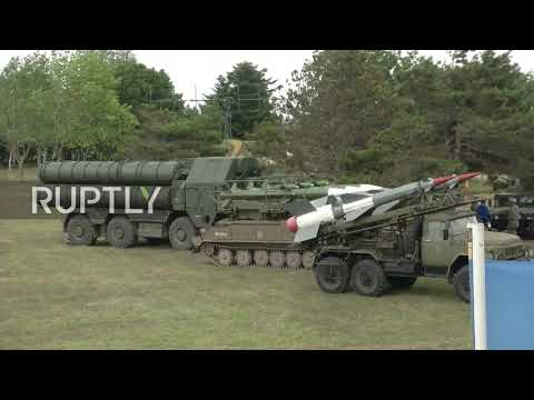 Bulgaria: Ground-to-air missiles deployed at multinational a
