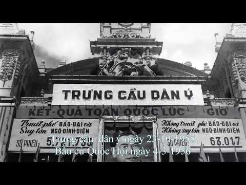 TT Ngô Đình Diệm 1954 -1957