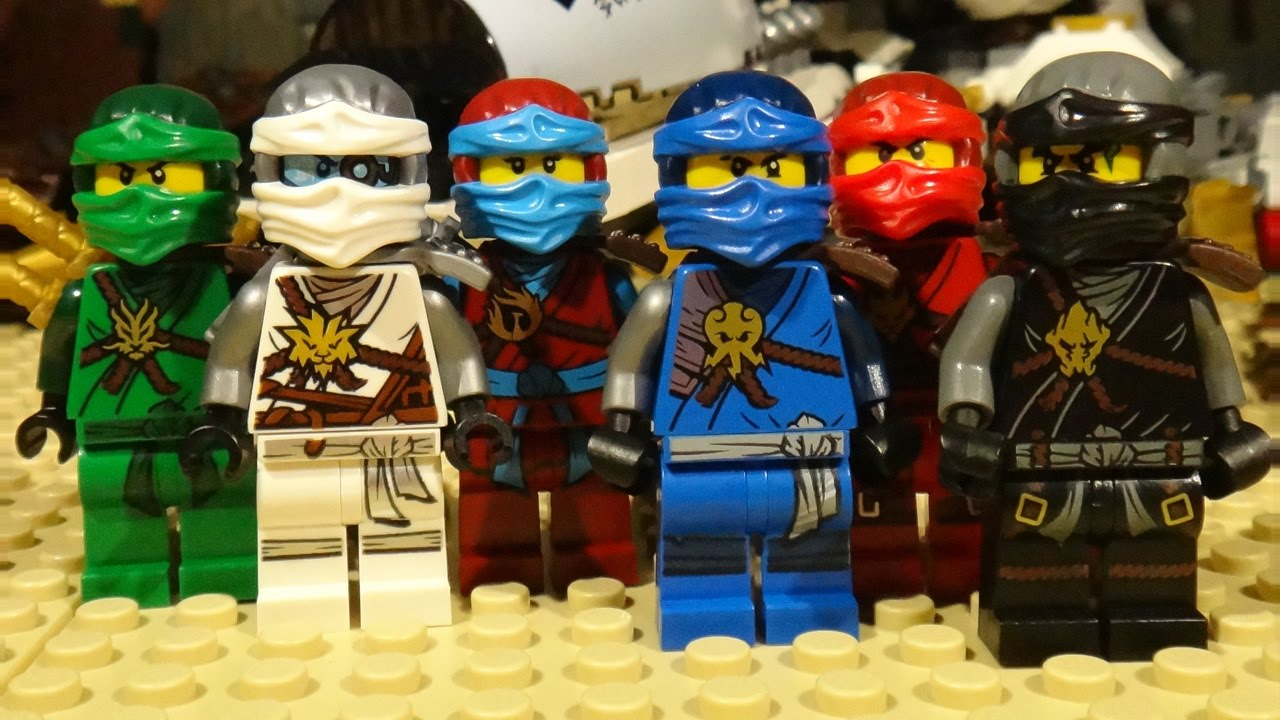 Lego ninjago rise of sensei yang part 3 youtube - Sensei ninjago ...