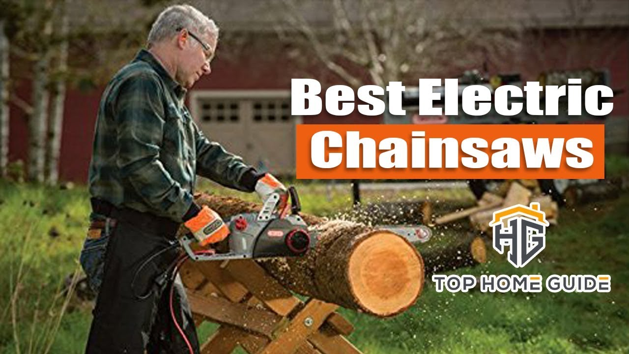Best Home Chainsaw 2019 ▶️Chainsaws: Top 5 Best Electric Chainsaws in 2019   [ Buying