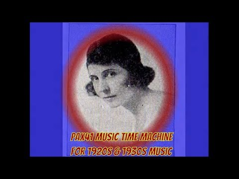1920s Music (1926) Sensation Esther Walker & Ed Smalle - What Did I Do @Pax41