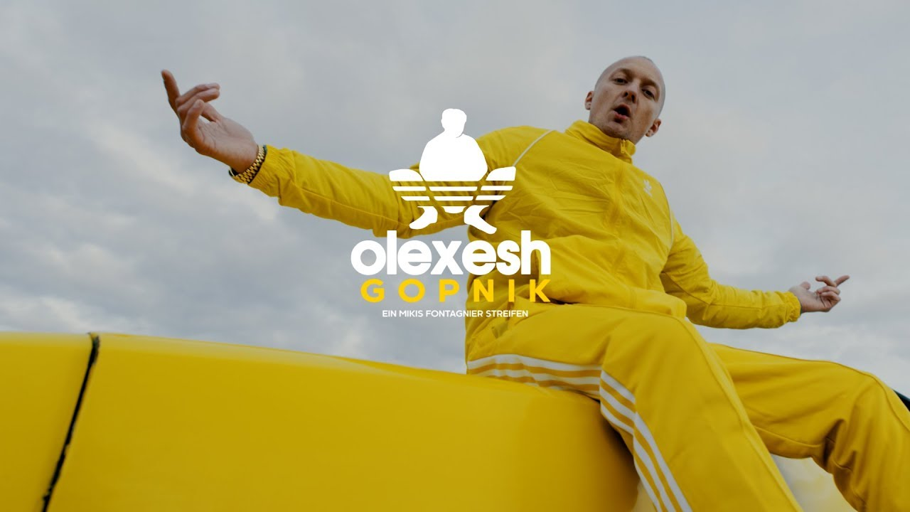Olexesh Gopnik Outfit Wo hat Olexesh seine Adidas Jacke her?