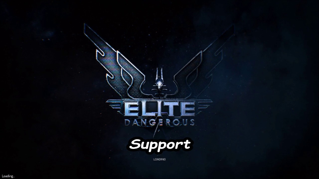 Support - Elite: Dangerous (XBOX ONE)