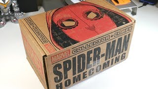 Unboxing Spider Man Subscription Box thumbnail