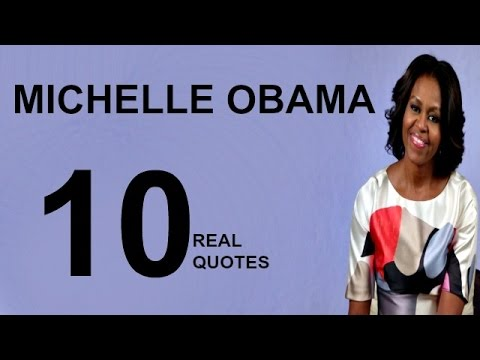 Michelle Obama 10 Real Life Quotes on Success| Inspiring | Motivational Quotes