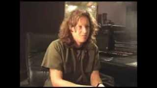 BLAZE in Andy Sneap's studio 2004 - Blood and Belief - Blaze Bayley