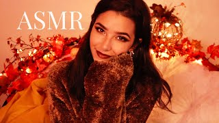 1H Warm Snuggly ASMR with Me 🍁