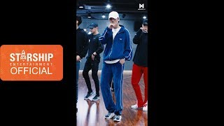 Video [MINHYUK][Dance Practice] 몬스타엑스 (MONSTA X) - 'DRAMARAMA' Vertical Video download MP3, 3GP, MP4, WEBM, AVI, FLV Maret 2018