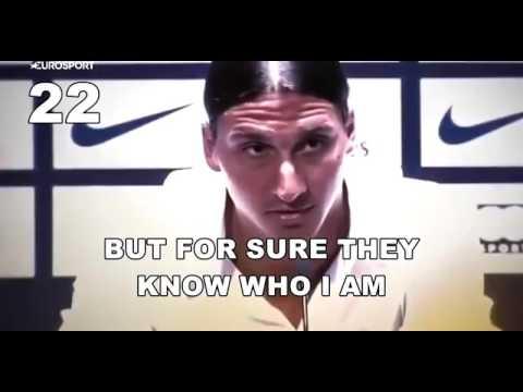Zlatan Ibrahimovic picchia Antonio Cassano