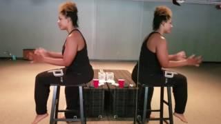 Syleena Johnson - Hot Yoga Training - SheLean Lifestyle