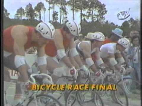1978 Superstars Final - Bike Race
