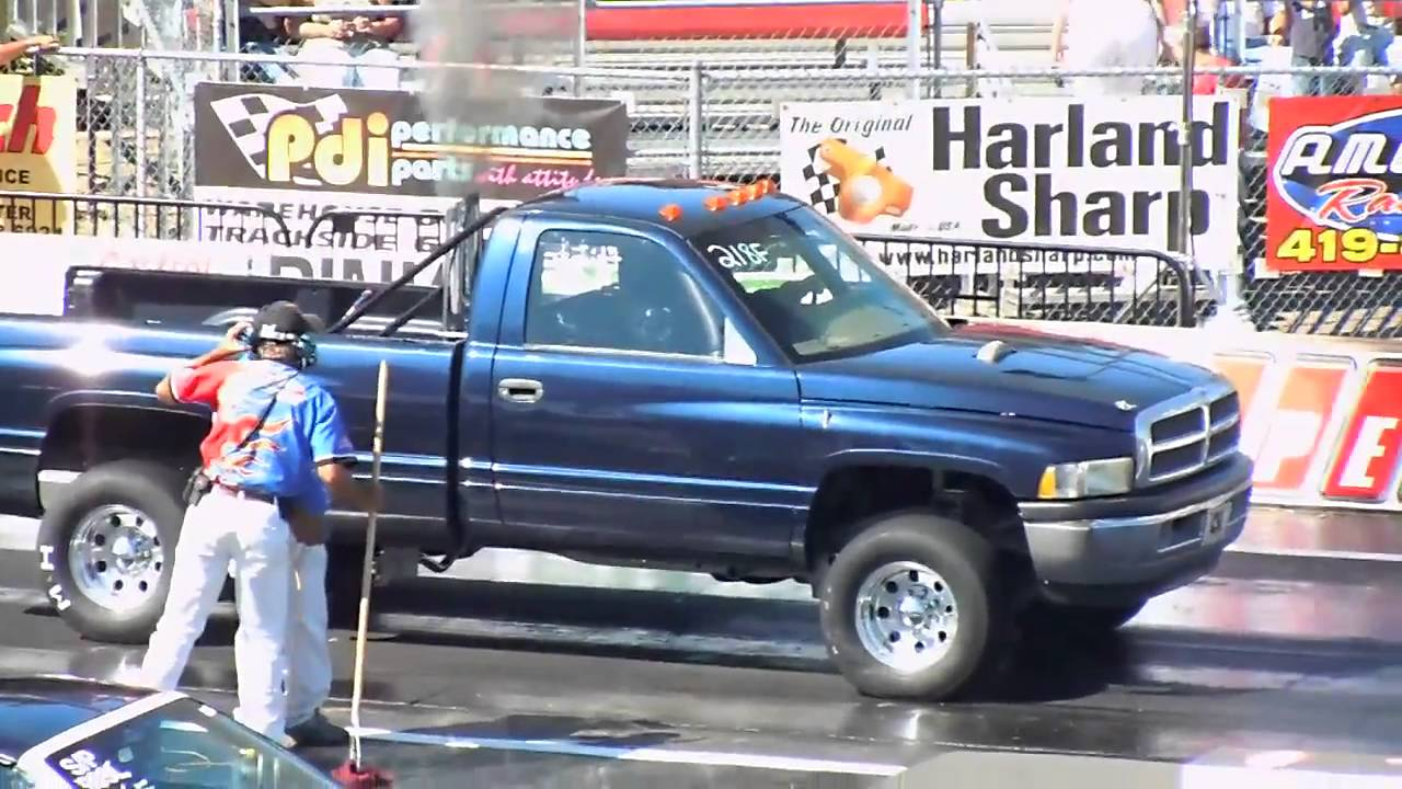 All Out Diesel >> Pinks All Out 2010 Dodge Diesel 4wd Runs Low 9 S Youtube