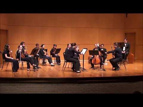 Mozart Oboe Quartet @ LSU 2013