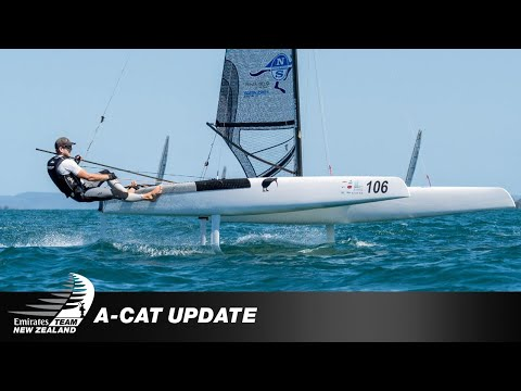 A-Cat Worlds Mid regatta update