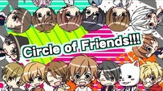 Circle of friends vol.203.オオカミュ二ケーション un:c Circle of friends vol.204.let go はしやん Circle of friends vol.205.Optimist 天月-あまつき- Circle of friends vol.206 ...